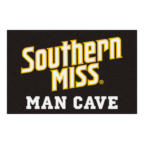 University of Southern Mississippi Man Cave Starter Rug 19x30 - FANMATS - Dropship Direct Wholesale