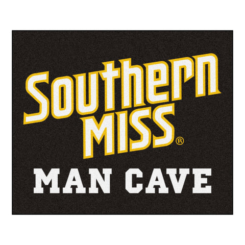University of Southern Mississippi Man Cave Tailgater Rug 5x6 - FANMATS - Dropship Direct Wholesale