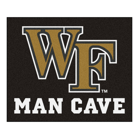 Wake Forest Man Cave Tailgater Rug 5x6 - FANMATS - Dropship Direct Wholesale