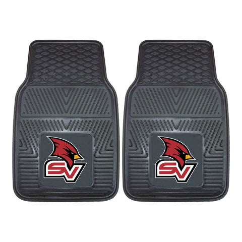 Saginaw Valley State 2 Pc Heavy Duty Vinyl Car Mats - FANMATS - Dropship Direct Wholesale