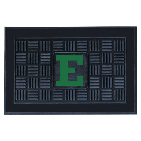 Eastern Michigan University Medallion Door Mat - FANMATS - Dropship Direct Wholesale