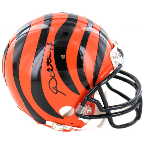 Andy Dalton Signed Bengals Mini Helmet - Steiner Sports - Dropship Direct Wholesale