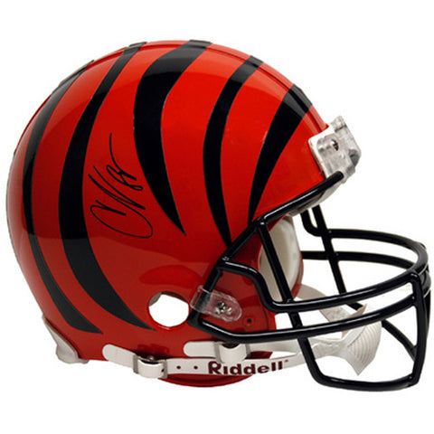 Chad Johnson Bengals Pro Helmet - Steiner Sports - Dropship Direct Wholesale