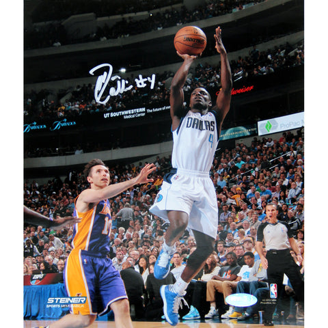 Darren Collison Dallas Mavericks Shoot Against Steve Nash Signed 8x10 Photo - Steiner Sports - Dropship Direct Wholesale