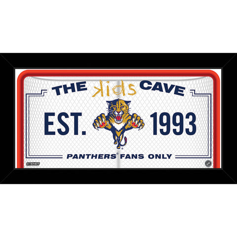 Florida Panthers 6x12 Kids Cave Sign - Steiner Sports - Dropship Direct Wholesale