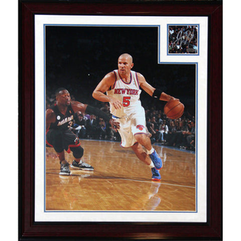 Jason Kidd Autographed Knick Debut 16x20 Collage with Split Matte (18x22 - 7557) - Steiner Sports - Dropship Direct Wholesale