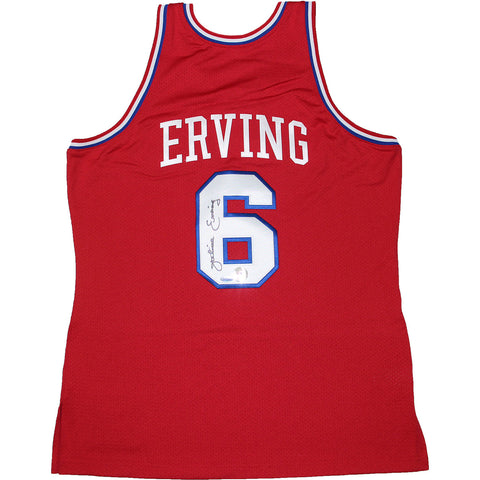 Julius Erving Signed 1982-83 Philadelphia 76ers Authentic Jersey - Steiner Sports - Dropship Direct Wholesale
