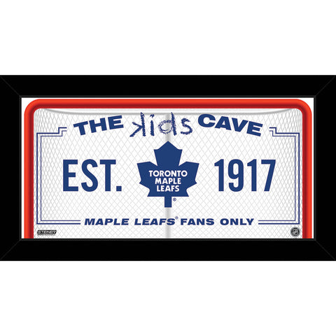 Toronto Maple Leafs 6x12 Kids Cave Sign - Steiner Sports - Dropship Direct Wholesale