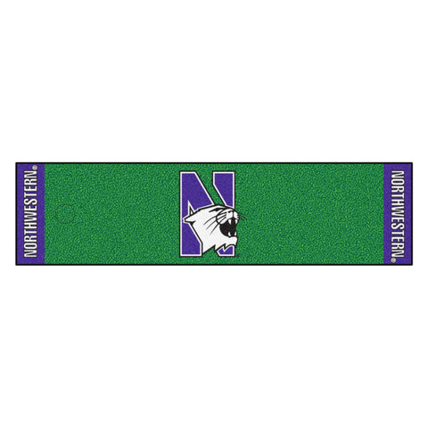 Northwestern University Putting Green Runner - FANMATS - Dropship Direct Wholesale