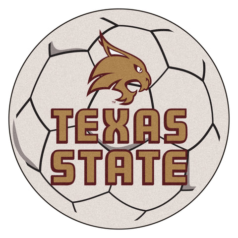 Texas State Soccer Ball - FANMATS - Dropship Direct Wholesale
