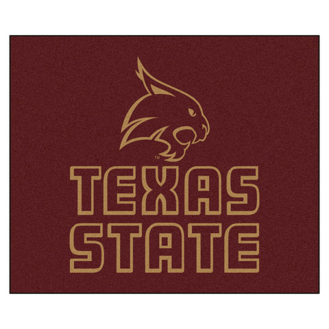 Texas State Tailgater Rug 5x6 - FANMATS - Dropship Direct Wholesale