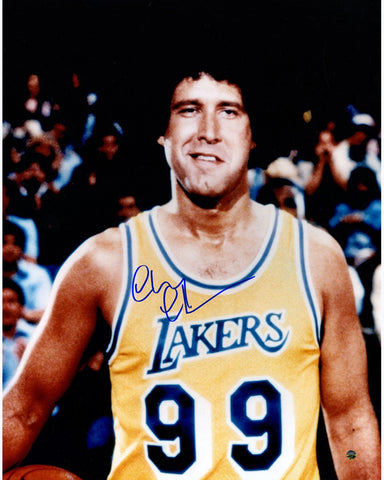 Chevy Chase Signed Fletch Lakers 16x20 Photo