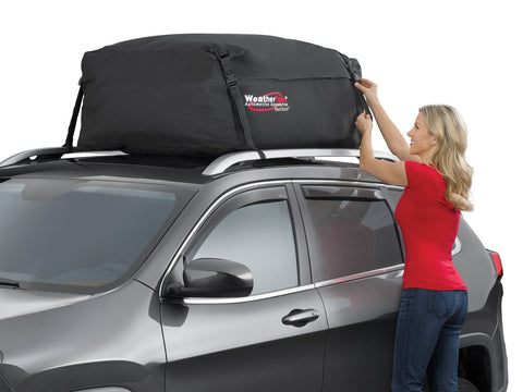 RackSack Rooftop Cargo Carrier - WeatherTech - Dropship Direct Wholesale