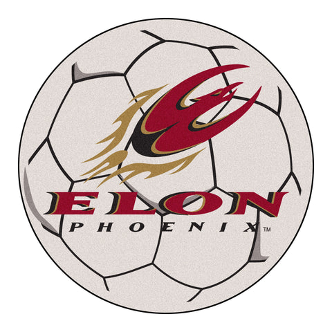 Elon University Soccer Ball - FANMATS - Dropship Direct Wholesale