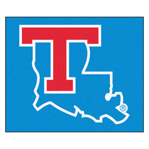 Louisiana Tech Tailgater Rug 5x6 - FANMATS - Dropship Direct Wholesale