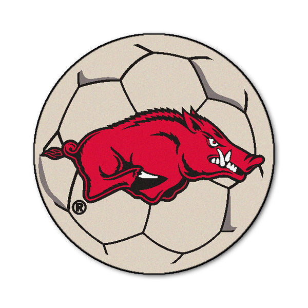 University of ArUniversity of Kansas Soccer Ball - FANMATS - Dropship Direct Wholesale