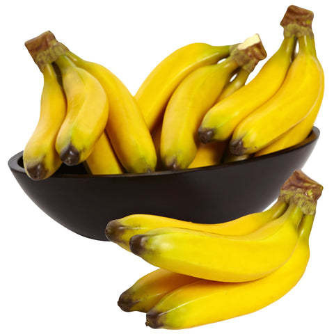Banana Bunch (Set of 4) - Nearly Natural - Dropship Direct Wholesale