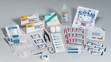 106 piece refill for bulk 25 person first aid kits: 223-U- 223-G & 224-U- 1 ea. - First Aid Only - Dropship Direct Wholesale