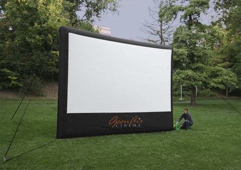 Open Air Outdoor Home Projector Screen 16x9 - OpenAir Cinema - Dropship Direct Wholesale