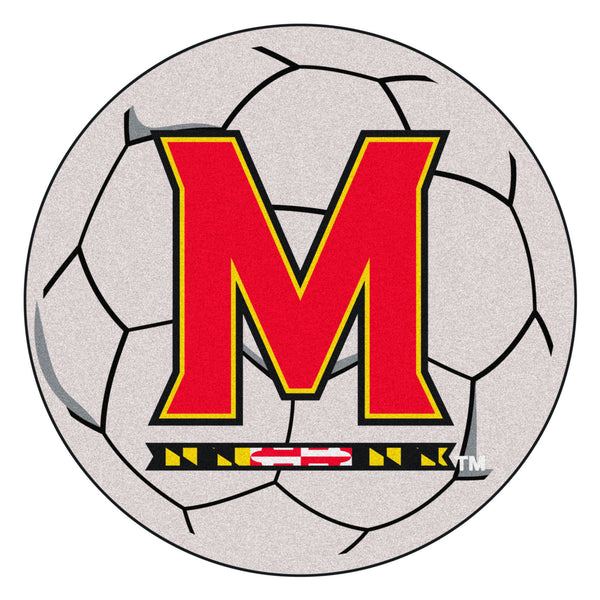 University of Maryland Soccer Ball - FANMATS - Dropship Direct Wholesale