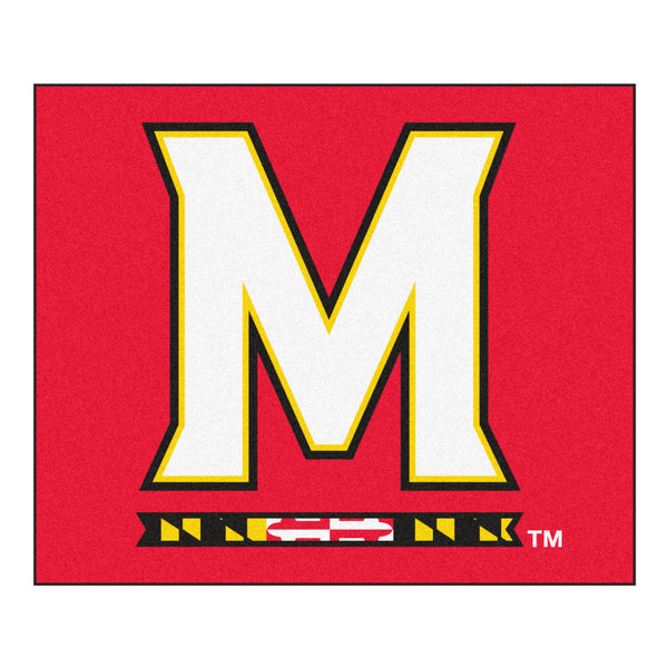 University of Maryland Tailgater Rug 5x6 - FANMATS - Dropship Direct Wholesale