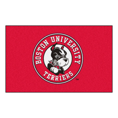 Boston University Ulti-Mat 5x8 - FANMATS - Dropship Direct Wholesale