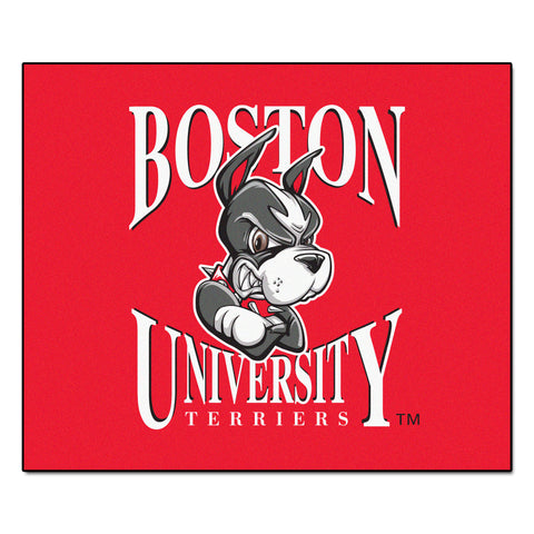 Boston University Tailgater Rug 5x6 - FANMATS - Dropship Direct Wholesale