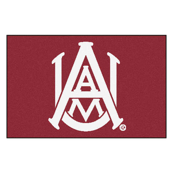 Alabama A&M Starter Rug 20x30 - FANMATS - Dropship Direct Wholesale - 1