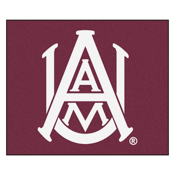 Alabama A&M Tailgater Rug 5x6 - FANMATS - Dropship Direct Wholesale