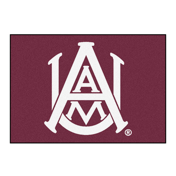 Alabama A&M All-Star Mat 34 x 45 - FANMATS - Dropship Direct Wholesale