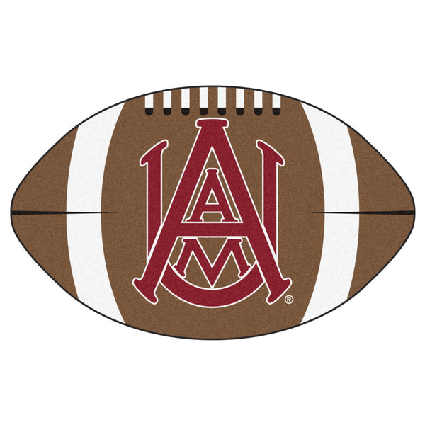 Alabama A&M Football Rug 20.5x32.5 - FANMATS - Dropship Direct Wholesale - 1