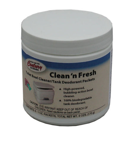 Clean N Fresh Drop in Pack for Century Toilets - Century - Dropship Direct Wholesale