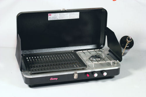 Century Matchless Cook and Grill Stove - Century - Dropship Direct Wholesale