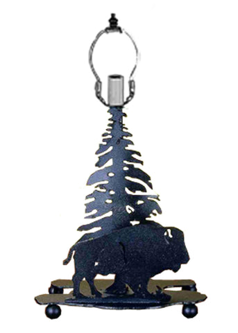 10 Inch H Buffalo Mini Lamp - Meyda - Dropship Direct Wholesale