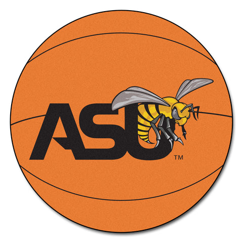 Alabama State Basketball Mat 27 diameter - FANMATS - Dropship Direct Wholesale