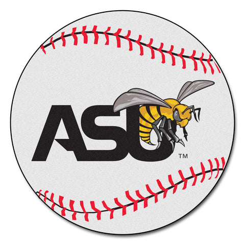 Alabama State Baseball Mat 27 diameter - FANMATS - Dropship Direct Wholesale - 1