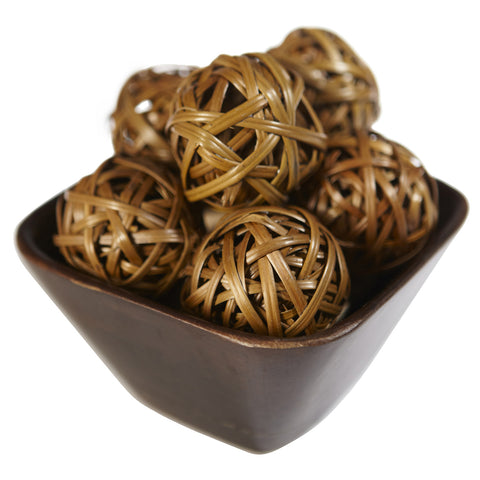 Decorative Balls (Set of 12) - Nearly Natural - Dropship Direct Wholesale
