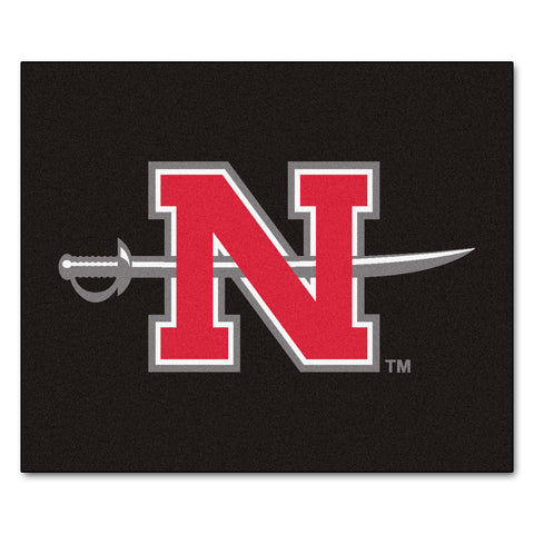Nicholls State Tailgater Rug 5x6 - FANMATS - Dropship Direct Wholesale
