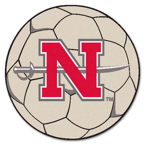 Nicholls State Soccer Ball - FANMATS - Dropship Direct Wholesale