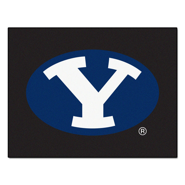 BYU All-Star Mat 33.75x42.5 - FANMATS - Dropship Direct Wholesale