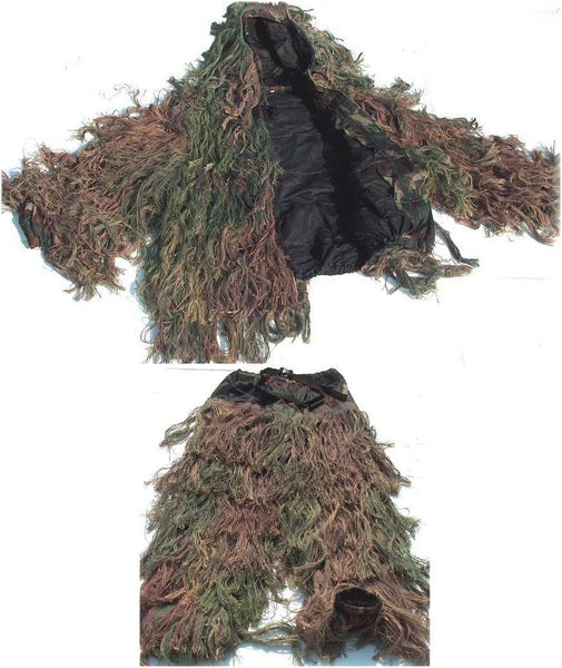 Ghillie Jacket and Pants Set - GhillieSuits - Dropship Direct Wholesale