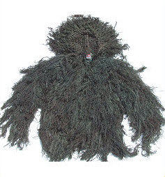 Ghillie Suit Jacket Woodland Medium
