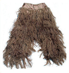 Ghillie Pants Desert Size Extra Large - BushRag - Dropship Direct Wholesale