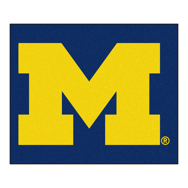 University of Michigan Tailgater Rug 5x6 - FANMATS - Dropship Direct Wholesale