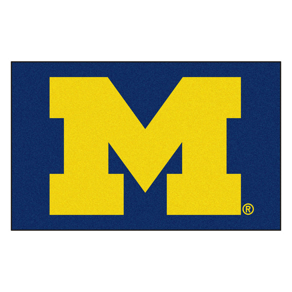 University of Michigan Ulti-Mat 5x8 - FANMATS - Dropship Direct Wholesale