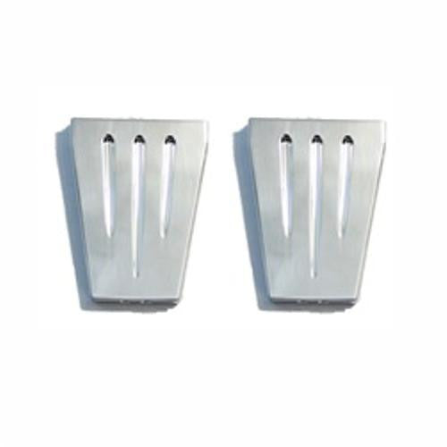 All Sales Hinge Cover - Pair Chrome - AMI - Dropship Direct Wholesale