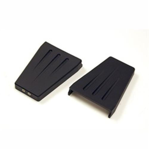 All Sales Hinge Cover - Pair Black - AMI - Dropship Direct Wholesale