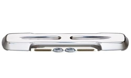 All Sales Windshield Strap Bar Chrome - AMI - Dropship Direct Wholesale