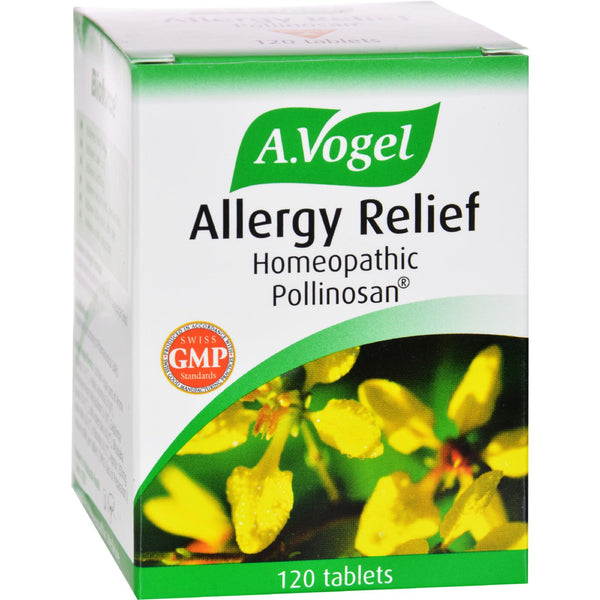 A Vogel Allergy Relief - 120 Tablets - A Vogel - Dropship Direct Wholesale - 1