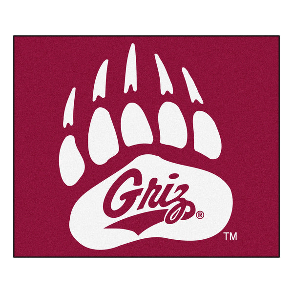 University of Montana Tailgater Rug 5x6 - FANMATS - Dropship Direct Wholesale